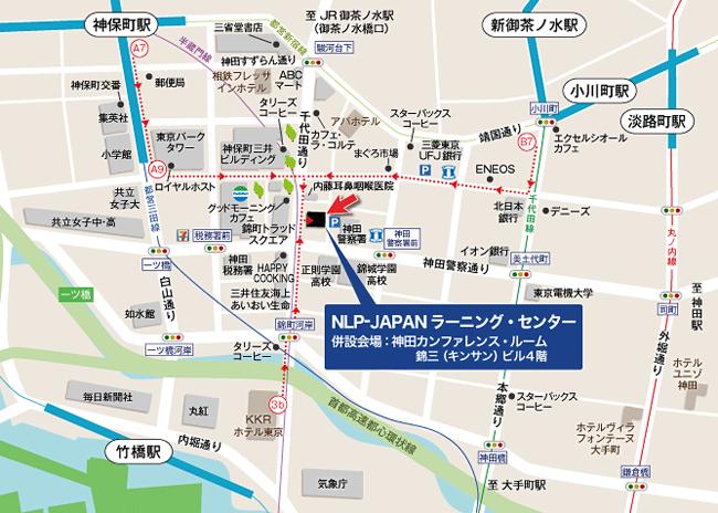 株式会社シンクロニシティー 地図